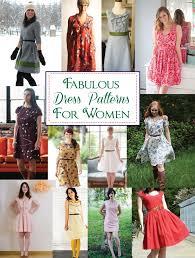 Dress Patterns For Women Magnificent Fabulous Dress Patterns For Women Sew Need To Sew Pinterest