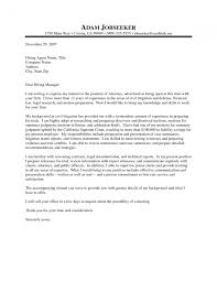 Cover Letter Us Attorneys Office Voter Intimidation Letter To Us