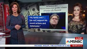 Mercers Disease Who Are The Mercers And What Are They Saying About Bannon Nbc News
