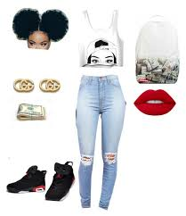 gucci outfits. how to wear jordans by suvareajefferson on polyvore featuring vibrant, sprayground, gucci and lime outfits u