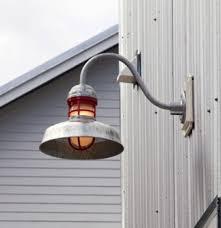 Which Outdoor Gooseneck Lighting Canada Greenstrawnet - Exterior barn lighting