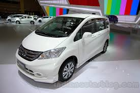 new car launches august 2014Next gen Honda Freed speculated to premiere in August