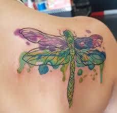 Dragonfly Tattoo Ideas Popsugar Beauty