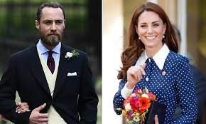 James Middleton - News and Photos from Kate Middleton brother - HELLO!