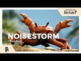noisestorm crab rave monstercat release
