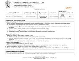 planeamiento de clases 2014 a plan de clase ingles 6a2 vespertino jjsh sems by jose