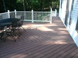 wood deck cost. Composite Decking Vs Wood Cost Soothing Deck Picture Concepts P