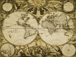 Antique Nautical Map 2016 4K Wallpapers - HD Wallpapers