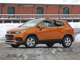 2019 Chevrolet Trax Review Pricing And Specs