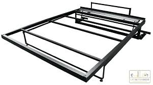 King Size Murphy Bed Frame Do It Yourself Bed Kits King Size Wall