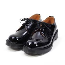 george a537b gibson shoe patent gibson 3 eyelet leather oxford shoes