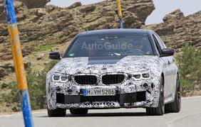 BMW Convertible bmw m5 vs mercedes e63 : Everything We Know About the 2018 BMW M5 » AutoGuide.com News
