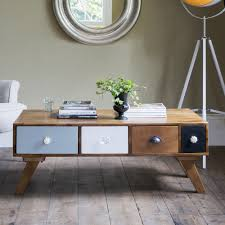 Coffee Table With Drawers Black Sofa Table With Drawers Incredible Furniture Sofa Table Of