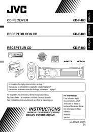 kd r400 jvc car stereo cd mp3 wma player receiver instruction manual manual location