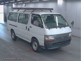 Used TOYOTA HIACE for Sale | CardealPage