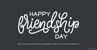 happy friendship day 8 5 ecard card