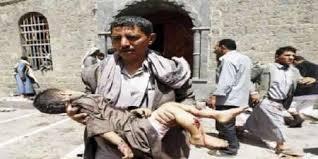 Image result for گزارش تکاندهنده یونیسف از جنایات وحشیانه آل سعود علیه کودکان یمن