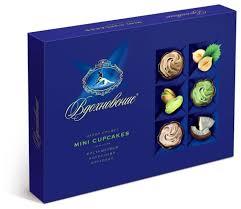 <b>Набор конфет Вдохновение Mini</b> Cupcakes 165 г — купить по ...