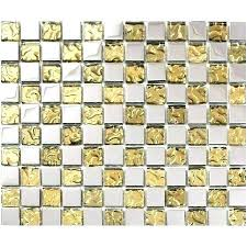 glass tile glass tile s glass mosaic tile sheets a cozy gold plated glass tile