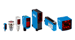 product portfolio sick photoelectric sensors