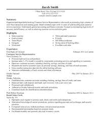 Sample Resume For Financial Services Financial Services Specialist Sample Resume Podarki Co