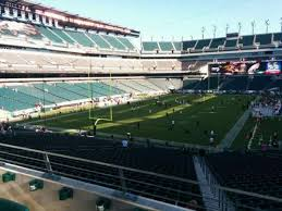 Photos Of The Philadelphia Eagles At Lincoln Financial Field