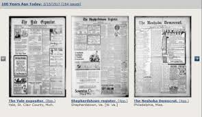 Chronicling America: Not JUST an Online Newspaper Archive – The ...