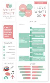 Graphic Resume Templates graphic resume - April.onthemarch.co
