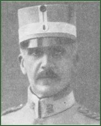 Biography of General of Cavalry Ernst Linder (1868 – 1943), Finland