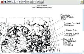Ford Pats Chart 2002 Ford Ranger Pcm Wiring Diagram Where Can I Get An
