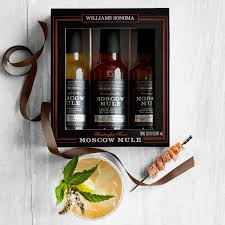 williams sonoma moscow mule gift set
