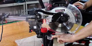 craftsman sliding miter saw. review of craftsman 21237 10\ sliding miter saw