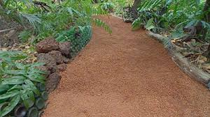 Small Picture Cheap Garden Path Ideas Backyard Update Ideas Hometalk With Cheap