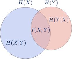 Mutual Information Venn Diagram Metrics 7 0