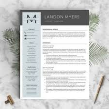 Resume Template 110540 | Art Inspiration | Pinterest | Resume Cover ...