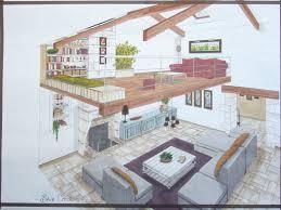 Nice Dessin D Interieur De Maison 0 Plan Maison Dessin Maison