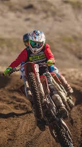Download Wallpaper 800x1420 Dirt Bike Motorcycle Dirt