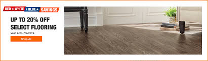 up to 20 off select flooring