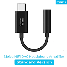 MEIZU HiFi Audio DAC 3.5mm Phone Type-C Adapter Cable ...