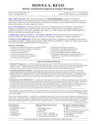 doc information technology it and project manager resume agile project manager resume