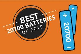 Mooch Battery Chart 20700 The Best 20700 Batteries For Vaping 2019 Dec