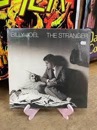 New york city in the 1970s was a bleak place. Billy Joel Stranger Reissue Lp Repo Records