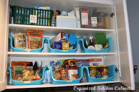 organize your kitchen cabinets drawers unused