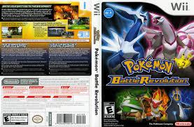 pokemon battle revolution wii - Makali