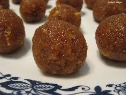 image of coconut & jaggery sweet के लिए चित्र परिणाम