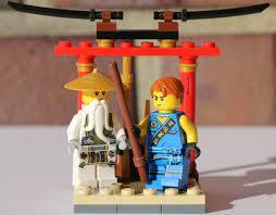 LEGO Ninjago WU-CRU Training Dojo (30424): Polybag im Review