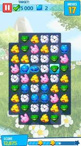 puzzle pets popping fun android mobile phone game image 1