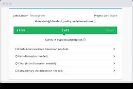 employee evaluation feedback employee evaluation software on the cloud assessteam
