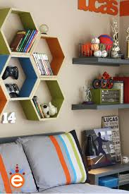 Diy Childrens Bookshelf White Corner Wall Shelf Unit Beautiful
