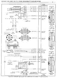 my 85 z28 and changing a & 39;165 ecm to a & 39;730 Gm Ecm Wiring Diagram Schematic Winnebago Wiring Diagrams
